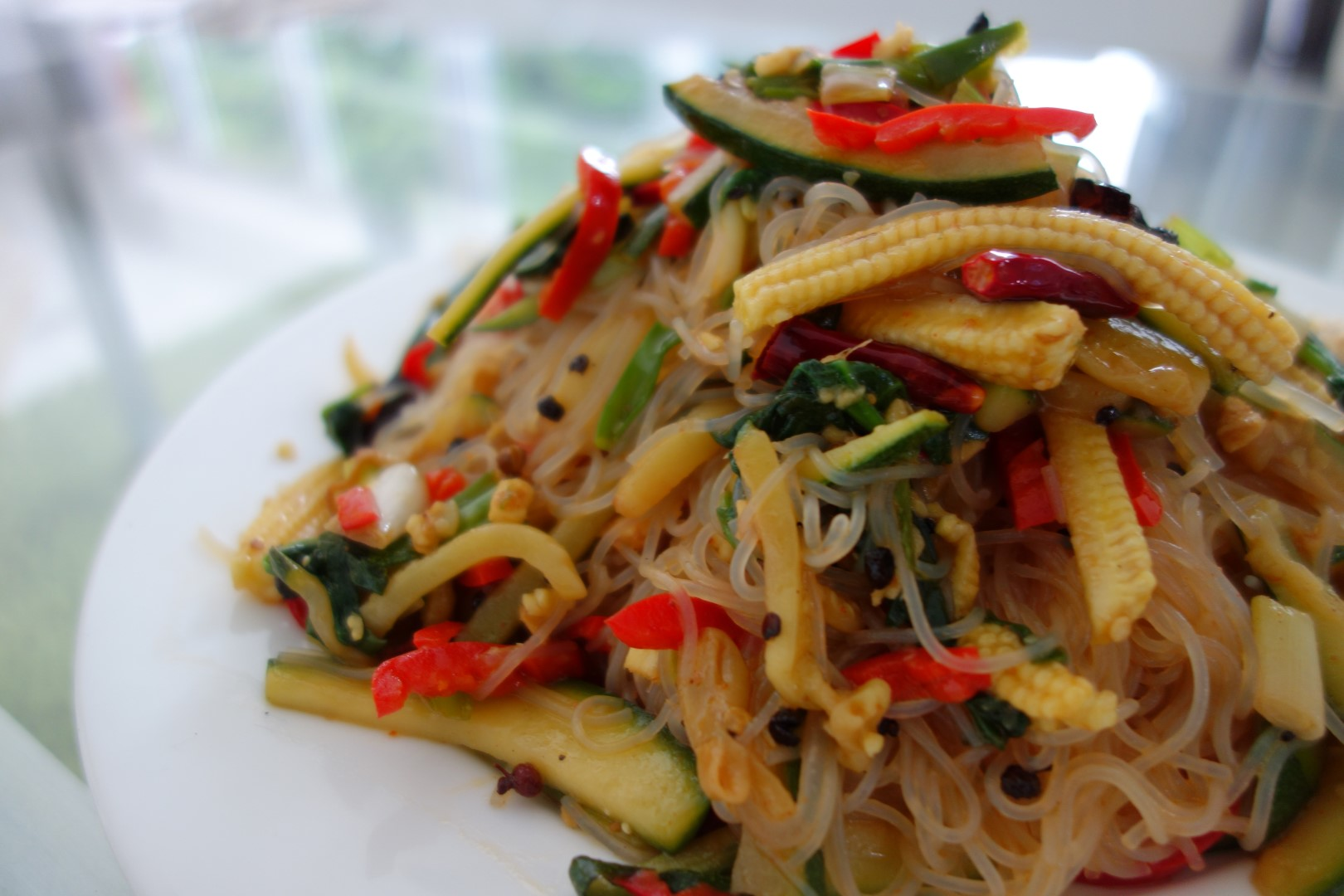 or glass noodles – since I